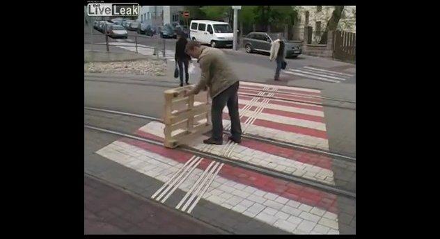 Сам себе трамвай