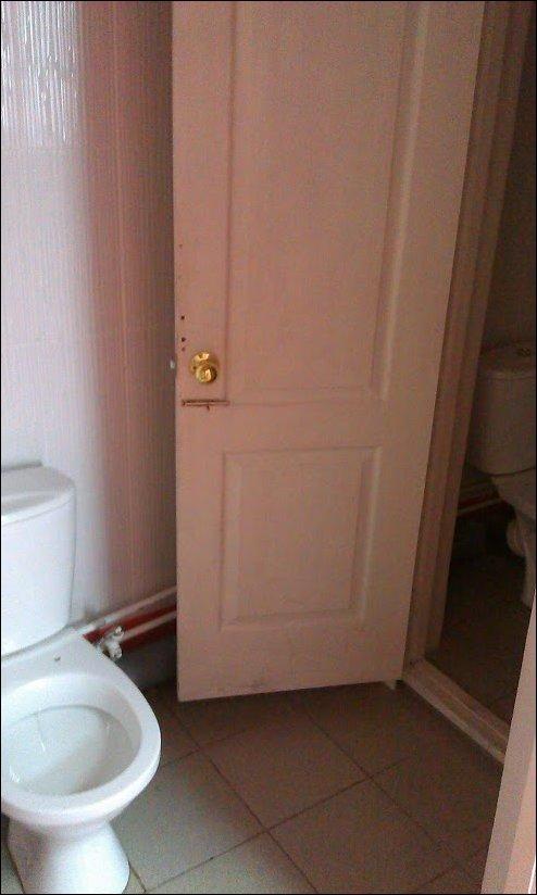 Проходной туалет