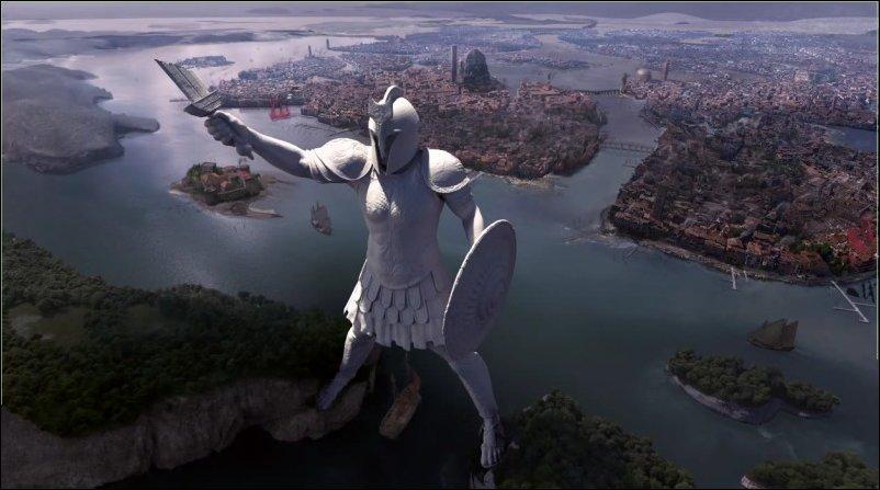 Визуальные эффекты в 4 сезоне Игры Престолов