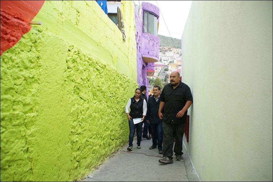 Разукрасили 209 домов