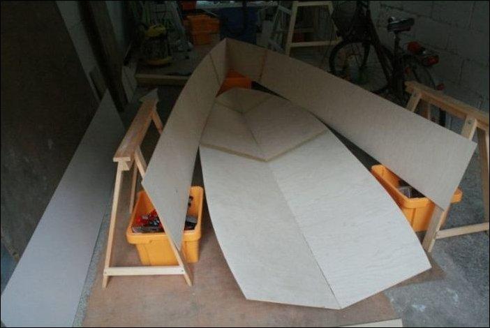 Постройка лодок своими руками из фанеры
