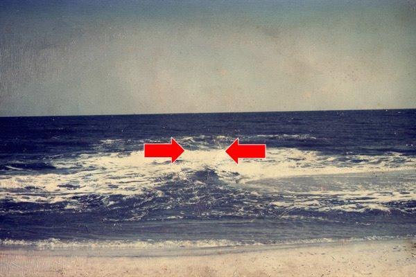 Как не утонуть купаясь в море