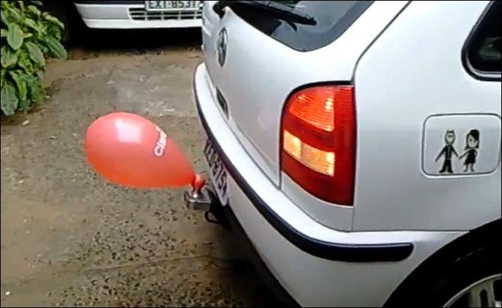Датчик парковки