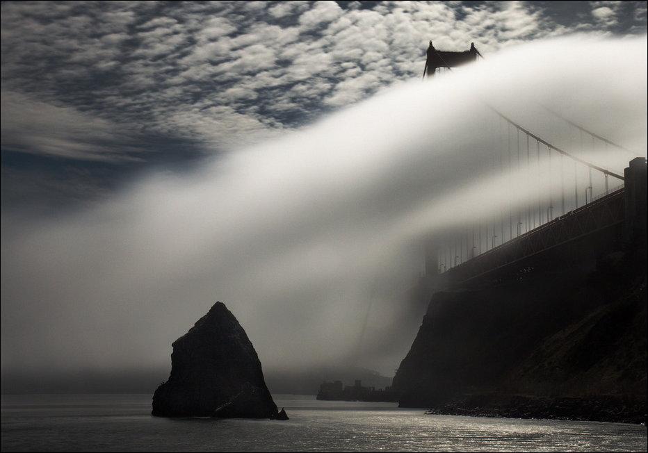 Туманы в Сан-Франциско