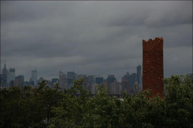 Заброшенный остров посреди Нью-Йорка