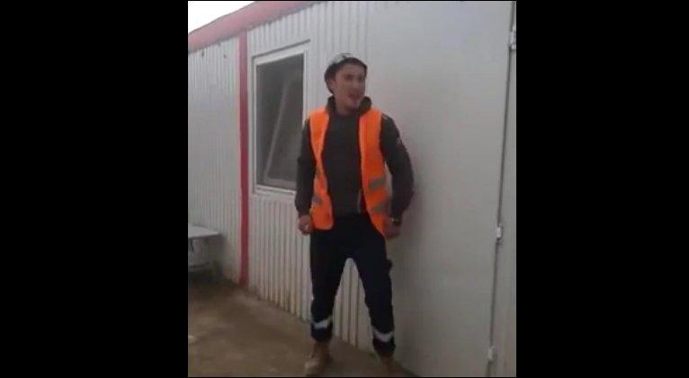 Танец строителя