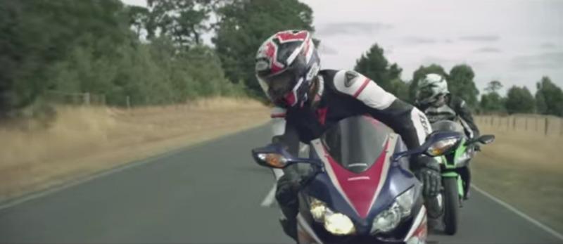 Ошибки мотоциклистов