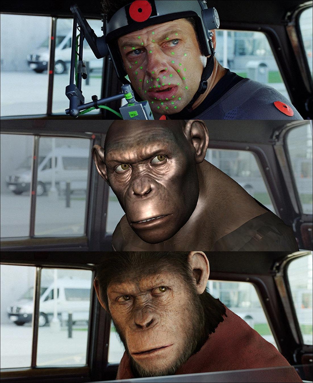 Визуальные эффекты в кино