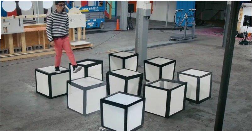 Иллюзии OK GO