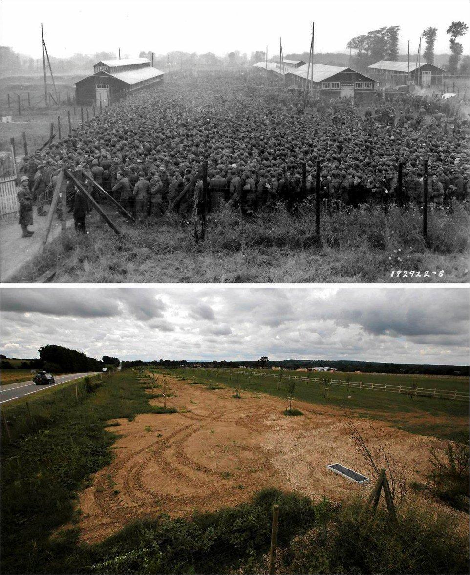 Высадка десанта в Нормандии