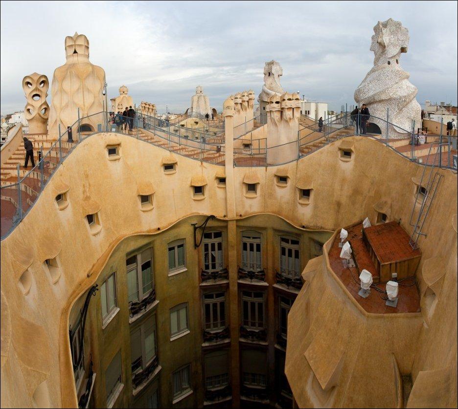 Самые удивительные крыши