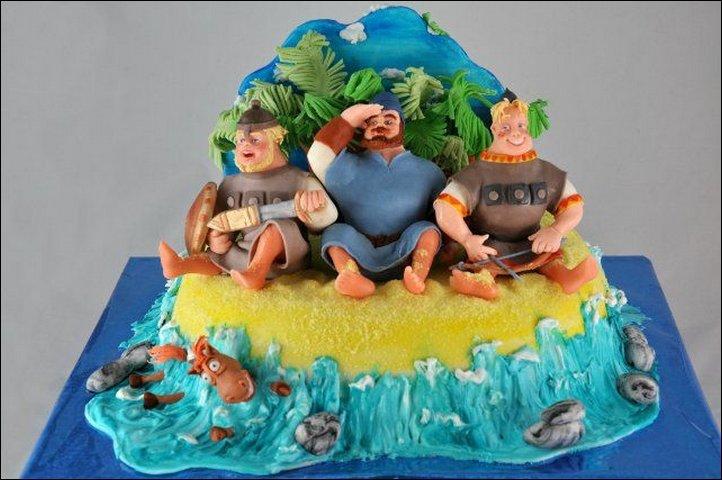 Удивительный Торт