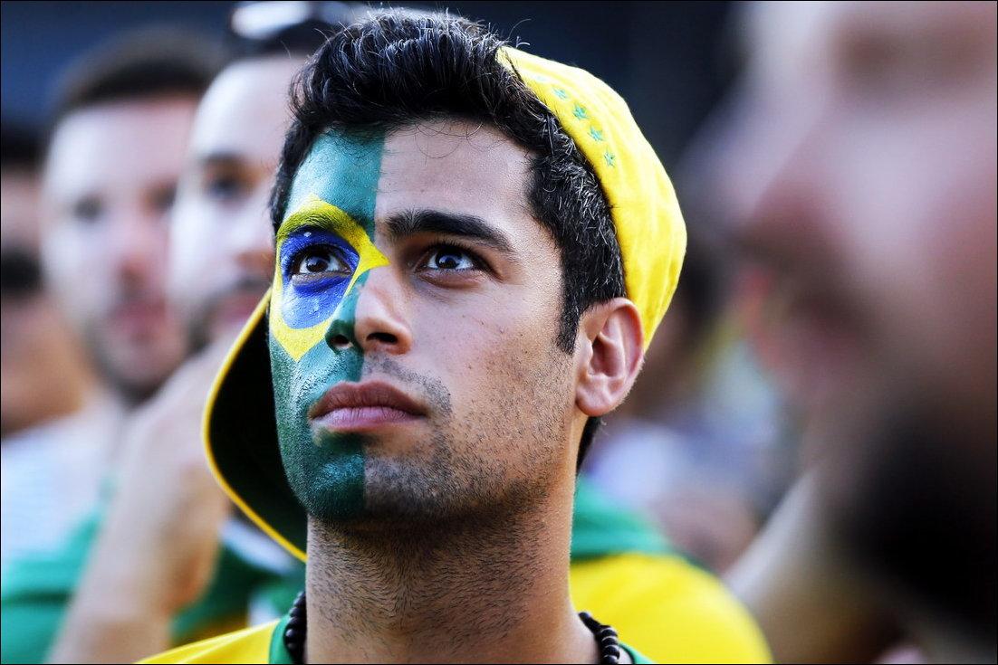 Фото красивых бразильцев