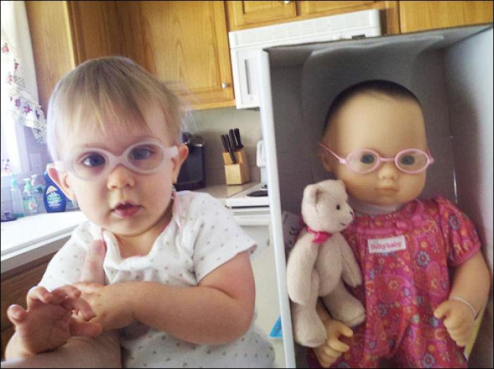 Дети и куклы
