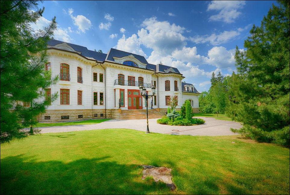 Дом на Рублевке за 100 миллионов долларов