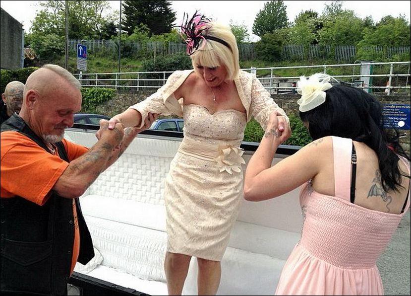 Невеста в ящике
