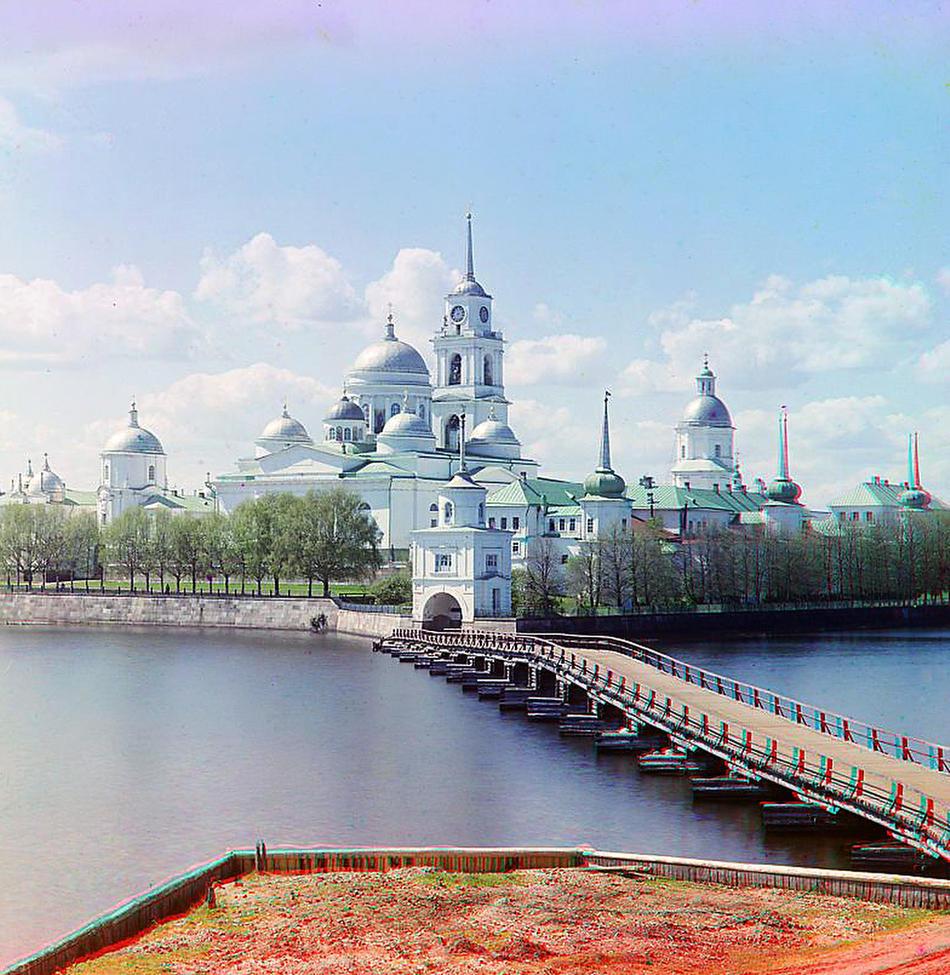 цветные фотографии российской империи
