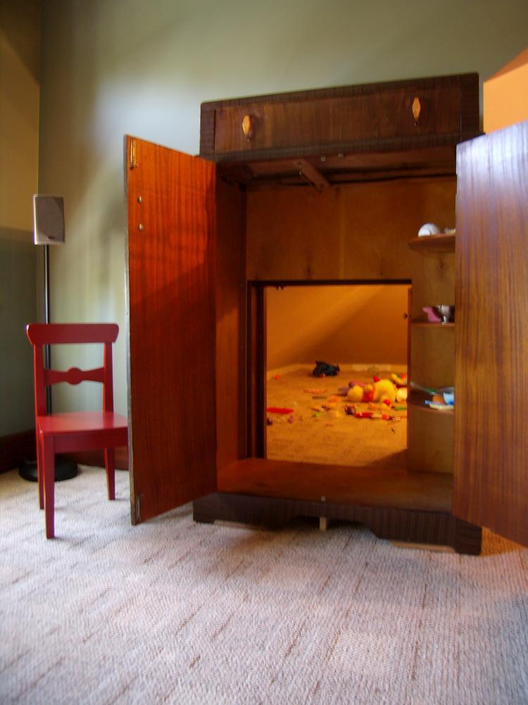Как сделать секретною комнату