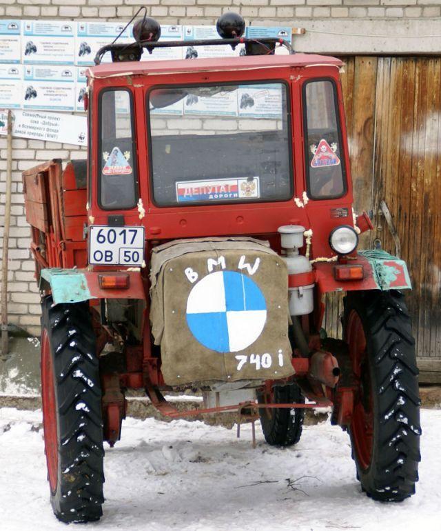 Безопасность, картинка приколы трактора