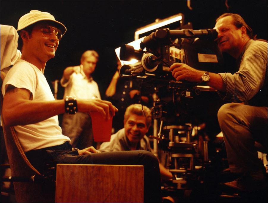 Фото со съемочных площадок известных фильмов