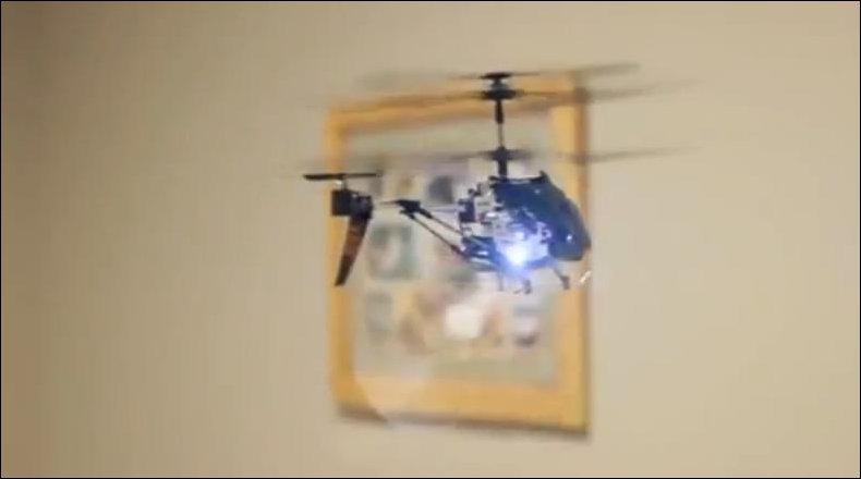 Офисные вертолётчики