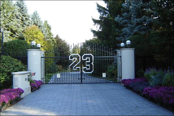 Дом Майкла Джордана