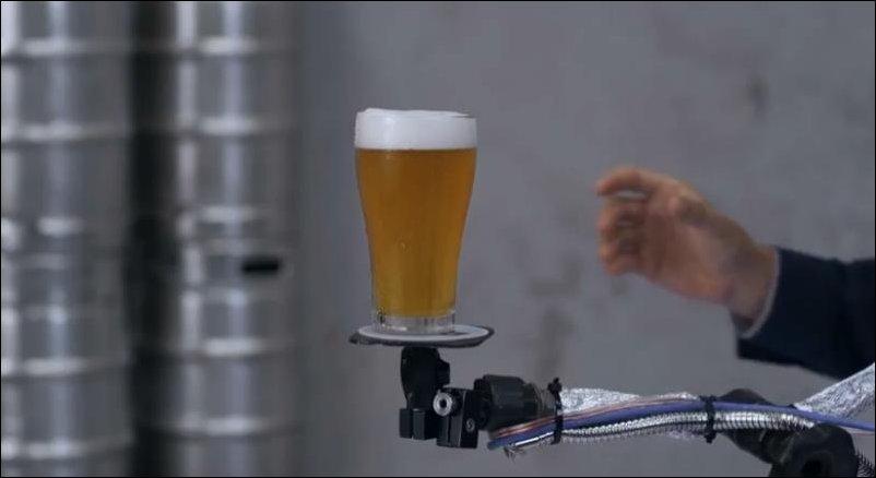 Непроливающееся пиво