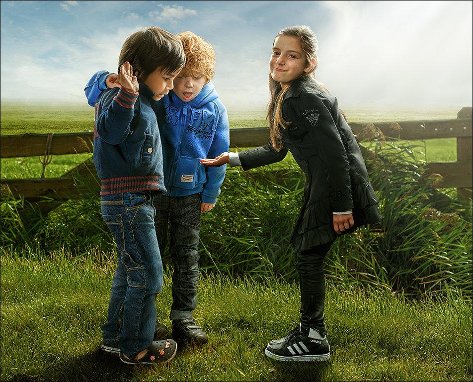 Запоминающиеся мгновения из детства