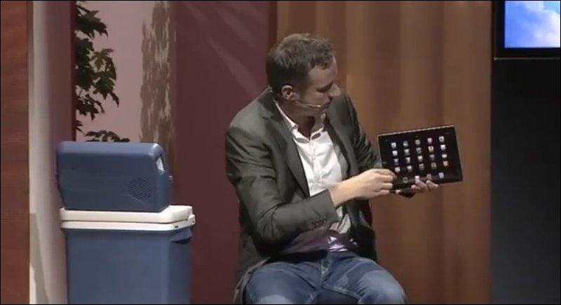 Фокусы на iPad
