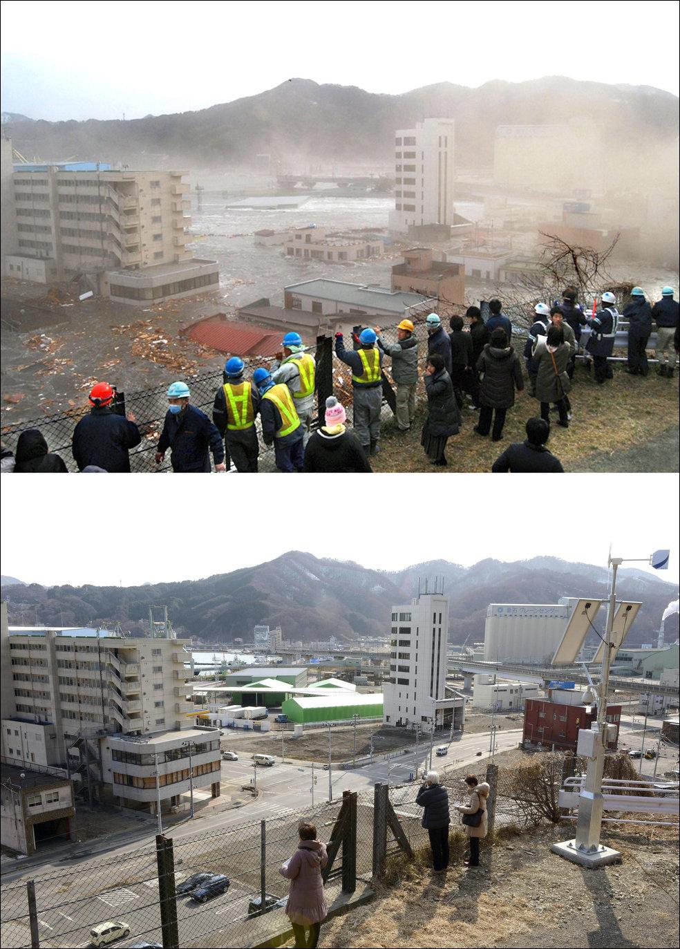 Япония после цунами два года спустя 15