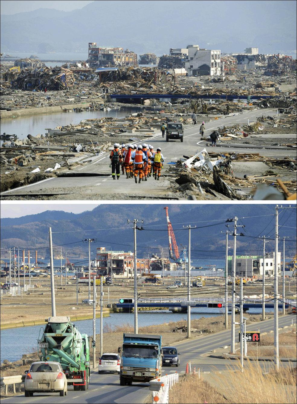 Два года после цунами