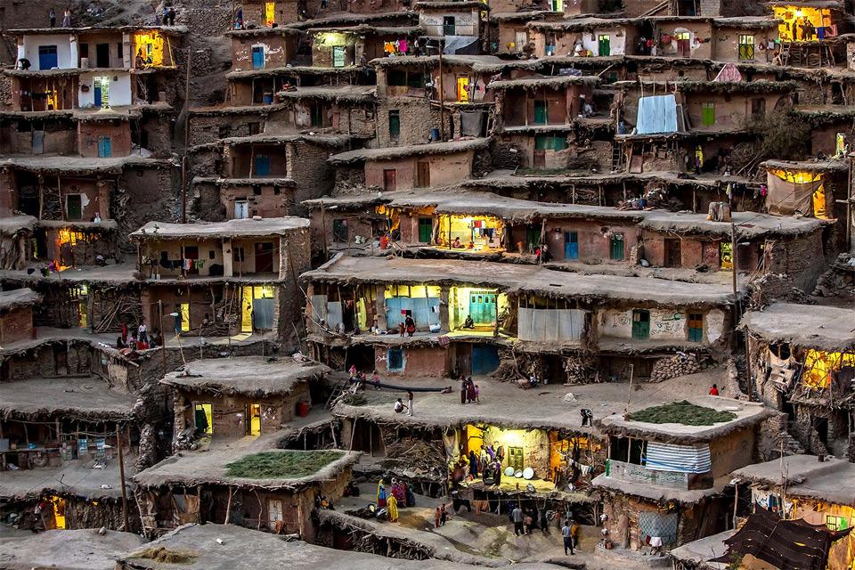Деревня в Иране