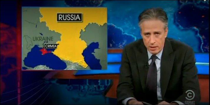 Американцы про Крым и санкции