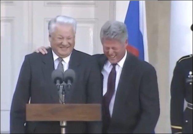 Позитив от первого президента