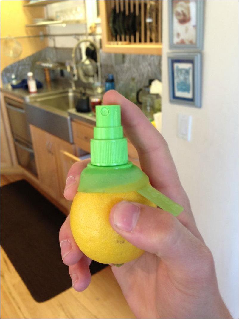 Спрей для лимона