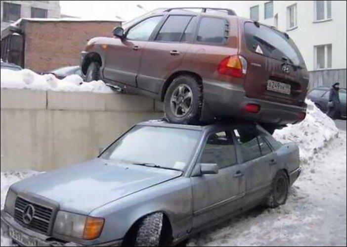 Паркуюсь как хочу