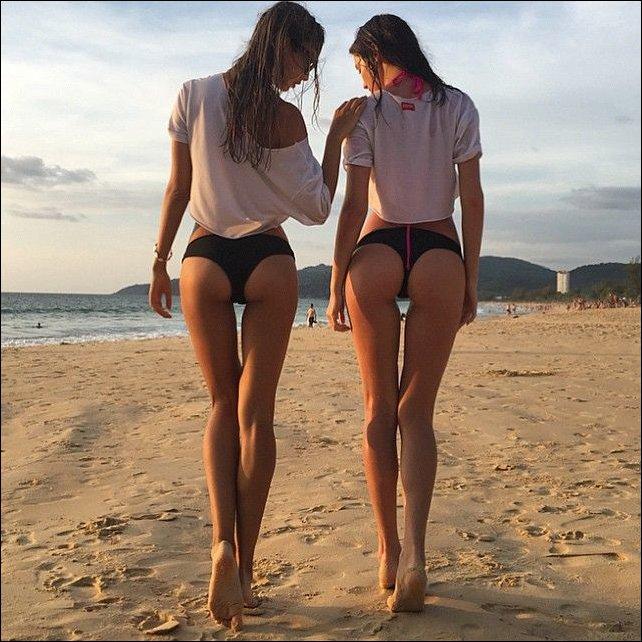 Ножки девушек
