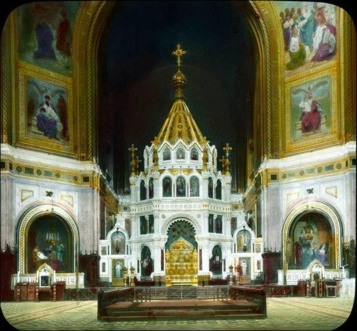 Историческое фото Москвы начала 20 века