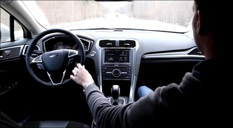 Новый Форд Мондео