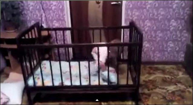 Побег из кроватки