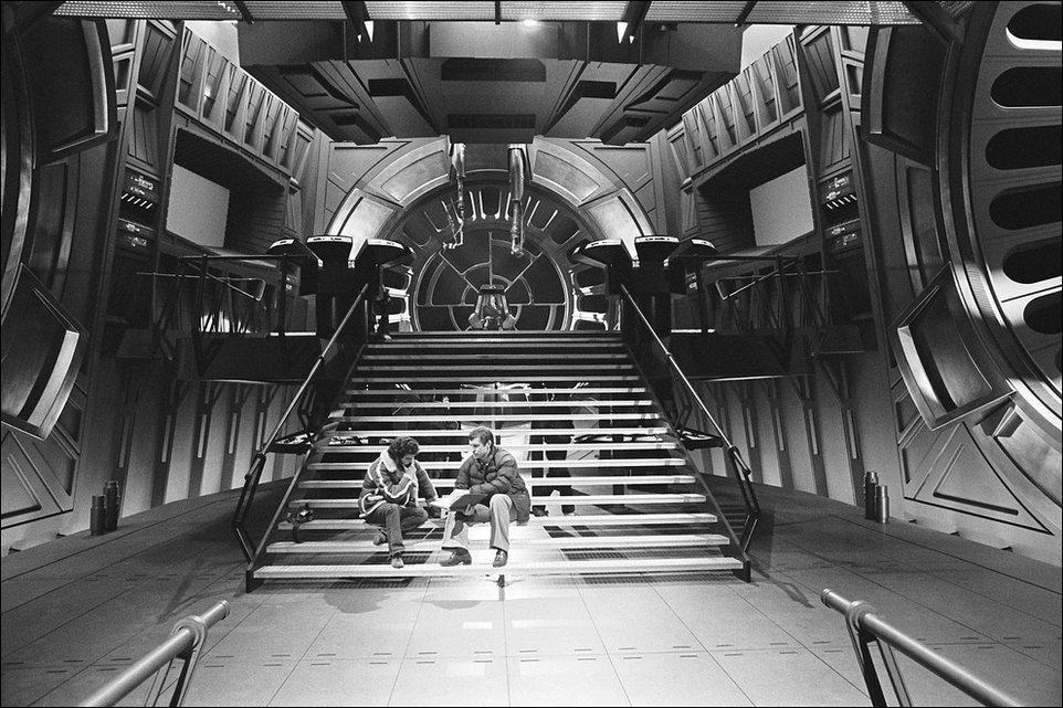 Звездные войны: за кадром