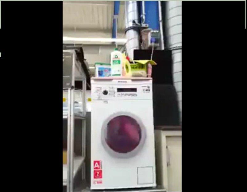 Стиралка-холодильник