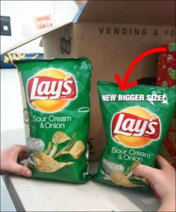 Маркетинговые хитрости