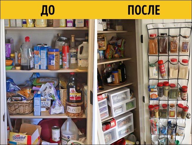 как правильно хранить вещи