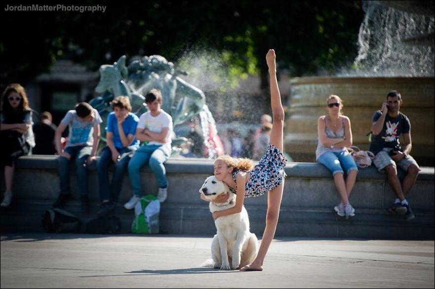 маленькие танцоры