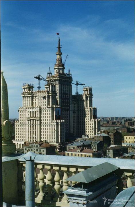 СССР в 1952-1954 годах