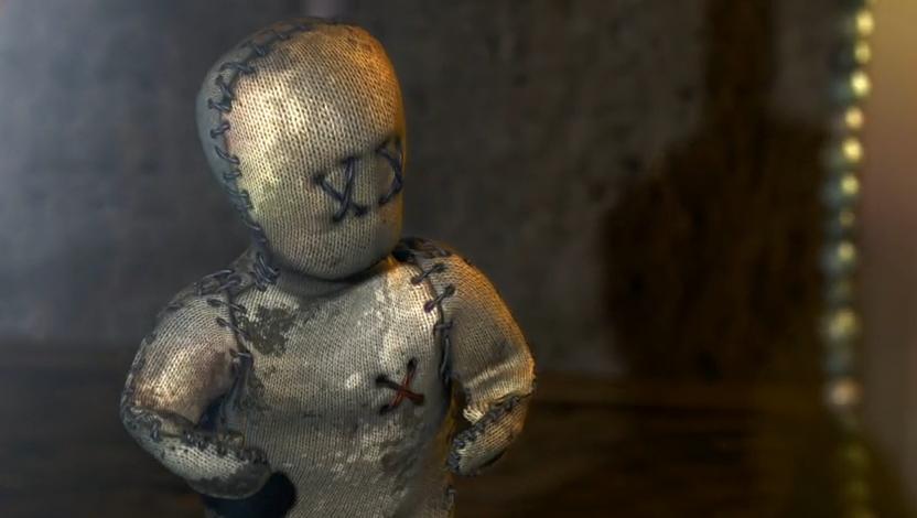 Себастьян - Кукла Вуду