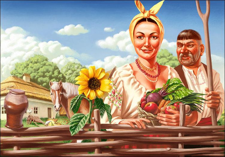 Рисунки Валерия Барыкина