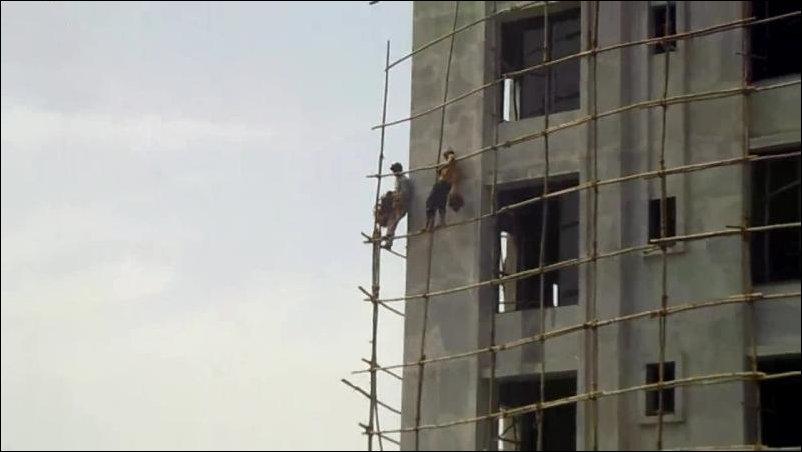 Индийские строители