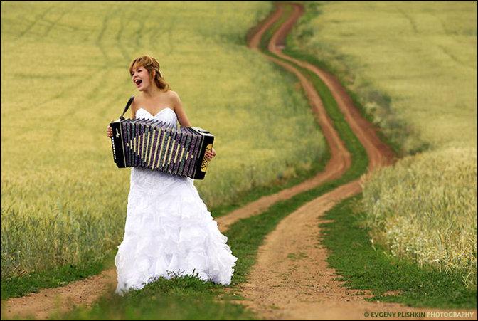 Фото прикольные свадебные фото 15 штук